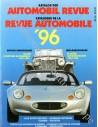 1996 AUTOMOBIL REVUE JAHRESKATALOG DEUTSCH FRANZÖSISCH
