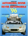 1996 AUTOMOBIL REVUE YEARBOOK GERMAN FRENCH