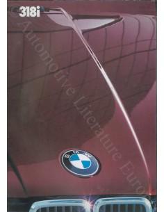 1983 BMW 3ER PROSPEKT JAPANISCH
