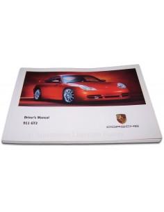 2000 PORSCHE 911 GT3 INSTRUCTIEBOEKJE ENGELS