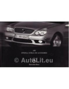 Mercedes Benz AMG Accessoires Brochure 2001 Frans