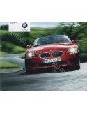 2005 BMW Z4 M ROADSTER BROCHURE ENGLISH