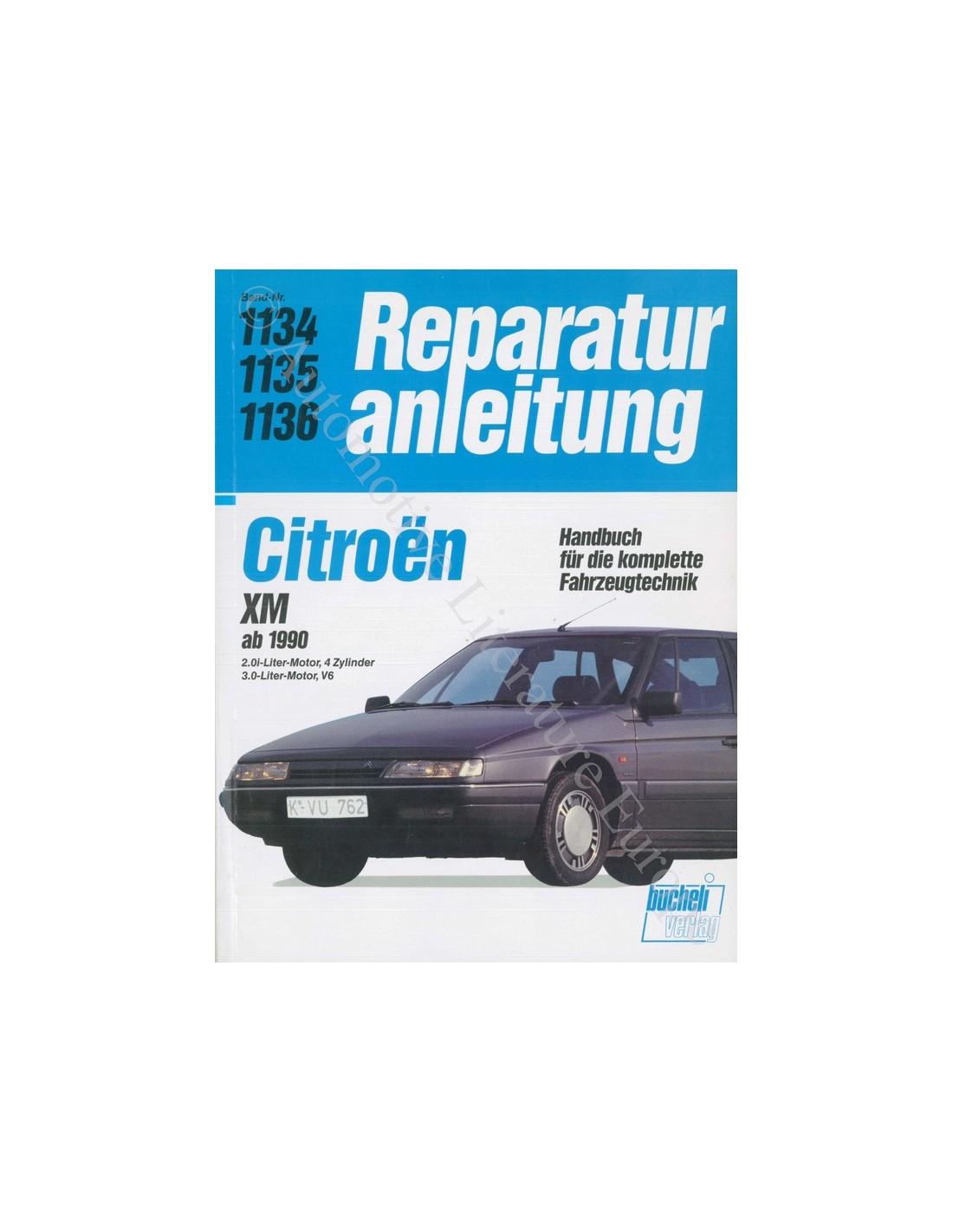 1990 1995 citroen xm repair manual german rh autolit eu 2015 Mazda CX-5 Mazda SUV