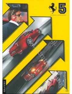 2009 THE FERRARI OFFICIAL MAGAZINE 05 ENGLISH