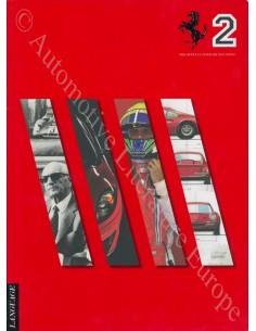 2008 THE OFFICIAL FERRARI MAGAZINE 2 ENGLISCH
