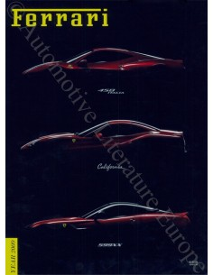 2009 THE OFFICIAL FERRARI MAGAZINE 7 ENGLISCH