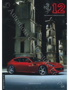 2011 THE OFFICIAL FERRARI MAGAZINE 12 ENGLISH