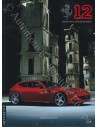2011 THE OFFICIAL FERRARI MAGAZINE 12 ENGLISCH