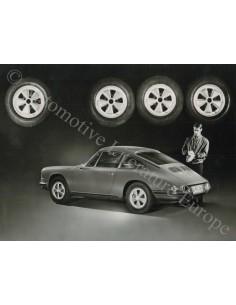 1969 TRIUMPH TR6 PERSFOTO