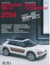 2014 AUTOMOBIL REVUE JAARBOEK DUITS FRANS