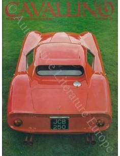 1983 FERRARI CAVALLINO MAGAZINE USA 16