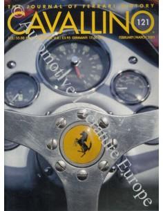 2001 FERRARI CAVALLINO MAGAZINE USA 121