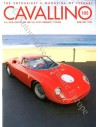 1998 FERRARI CAVALLINO MAGAZINE USA 105