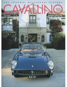 2002 FERRARI CAVALLINO MAGAZINE USA 133