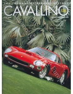 2002 FERRARI CAVALLINO MAGAZINE USA 136