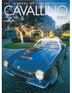 2002 FERRARI CAVALLINO MAGAZINE USA 138