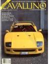 1989 FERRARI CAVALLINO MAGAZINE USA 53