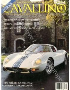 1992 FERRARI CAVALLINO MAGAZIN USA 68