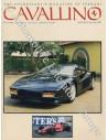 1991 FERRARI CAVALLINO MAGAZIN USA 63