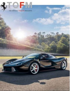 2016 THE OFFICIAL FERRARI MAGAZINE 33 ENGELS