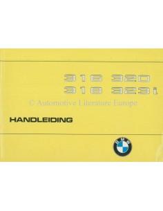 1978 BMW 3ER BETRIEBSANLEITUNG NIEDERLANDISCH