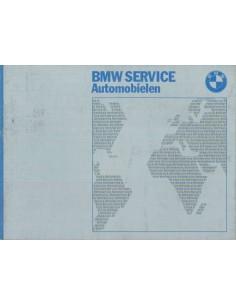 1974 BMW WARTUNG & GARANTIE BETRIEBSANLEITUNG NIEDERLÄNDISCH