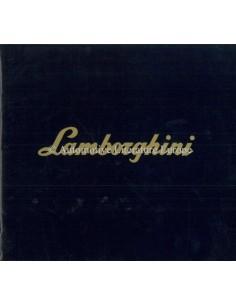 1985 LAMBORGHINI COUNTACH LP5000 QUATTROVALVOLE PROSPEKT