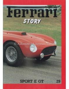 1993 FERRARI STORY SPORT E GT MAGAZINE 29 ENGLISH / ITALIAN