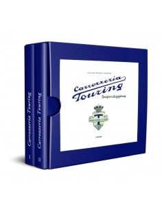 CARROZZERIA TOURING SUPERLEGGERA (ENGLISH EDITION) -  BOOK