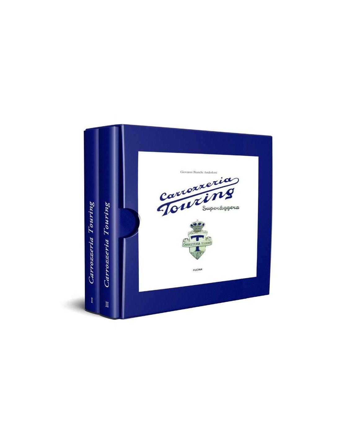 carrozzeria touring superleggera (english edition) - book