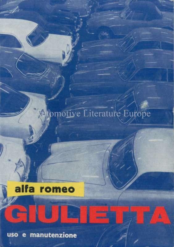 alfa romeo giulia owners manual