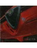 2002 ALFA ROMEO 156 + SPORTWAGON GTA BROCHURE NEDERLANDS