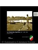 LAS TEMPORADAS ARGENTINAS 1947 - 1948 - 1949 BOOK BY GUILLERMO S. IACONA
