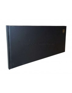 2011 LAMBORGHINI AVENTADOR LP 700-4 COUPE HARDCOVER BROCHURE ITALIAANS