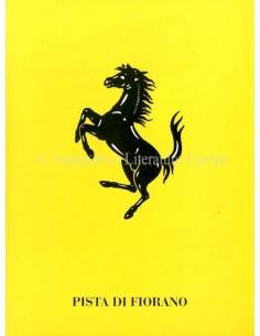 1997 FERRARI PISTA DI FIORANO BROCHURE 1220/97