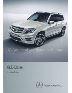 mercedes benz glk class automotive literature europe rh autolit eu 2014 mercedes glk owners manual mercedes glk owners manual pdf