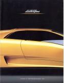 2000 LAMBORGHINI DIABLO 6.0 BROCHURE ENGELS