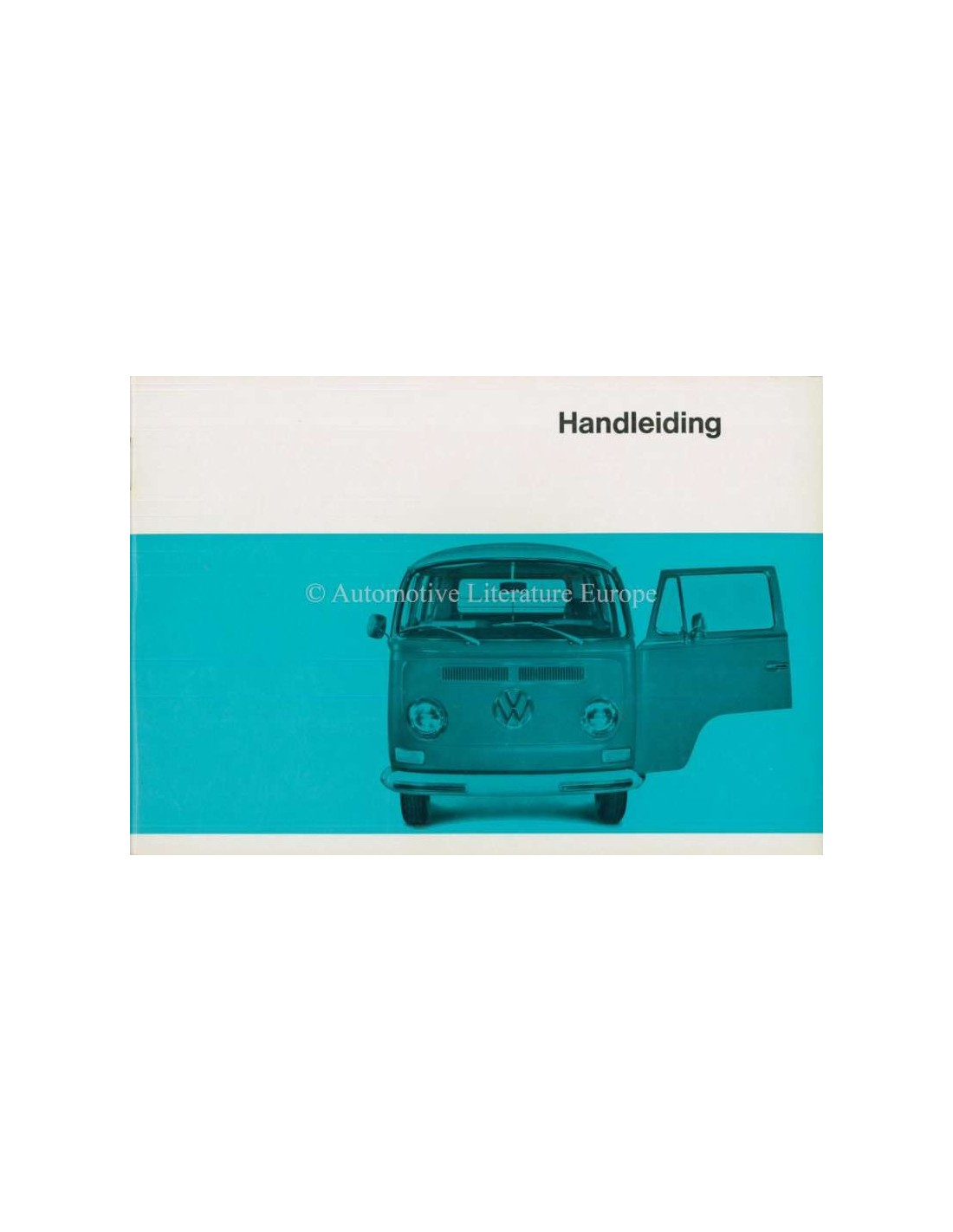 1969 volkswagen transpoter t2 owner s manual dutch rh autolit eu volkswagen type 2 owners manual vw t2 owners manual pdf