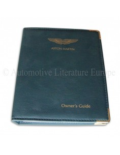 2003 ASTON MARTIN DB7 VANTAGE OWNERS MANUAL ENGLISH