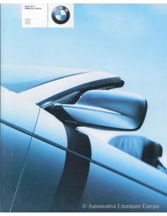 2000 BMW 3ER CABRIO PROSPEKT DEUTSCH