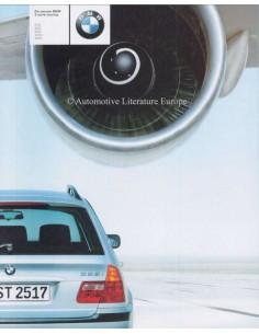 1999 BMW 3ER TOURING PROSPEKT NIEDERLÄNDISCH