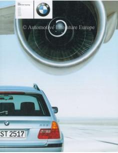 2000 BMW 3ER TOURING PROSPEKT DEUTSCH