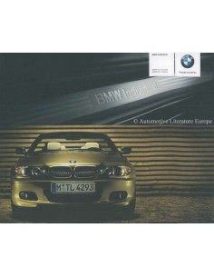 2006 BMW 3 SERIE INDIVIDUAL BROCHURE DUITS