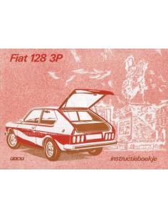 1975 FIAT 128 3P BETRIEBSANLEITUNG NIEDERLÄNDISCH