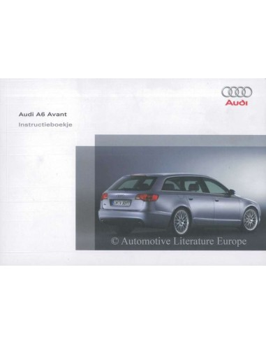 2006 audi a6 avant owners manual dutch rh autolit eu audi a6 avant 2003 owners manual pdf audi a6 avant user manual