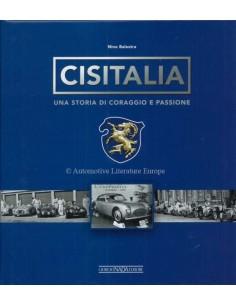 CIITALIA UNA STORIA DI CARAGGIO E PASSIONE - NINO BALESTRA BOOK