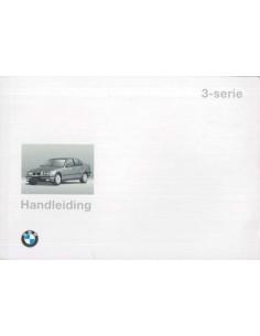 1995 BMW 3ER BETRIEBSANLEITUNG NIEDERLÄNDISCH