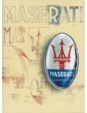 1998 MASERATI 3200GT & QUATTROPORTE IV BROCHURE ITALIAANS