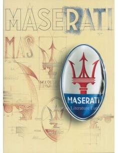 1998 MASERATI 3200 GT & QUATTROPORTE IV PROSPEKT ITALIENISCH
