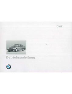 1994 BMW 3ER BETRIEBSANLEITUNG DEUTSCH